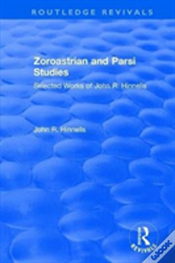 Wook.pt - Zoroastrian And Parsi Studies Sele