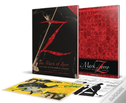 Wook.pt - Zorro: 100 Years Of The Masked Avenger Limited Edition Collectors Slipcase Hc